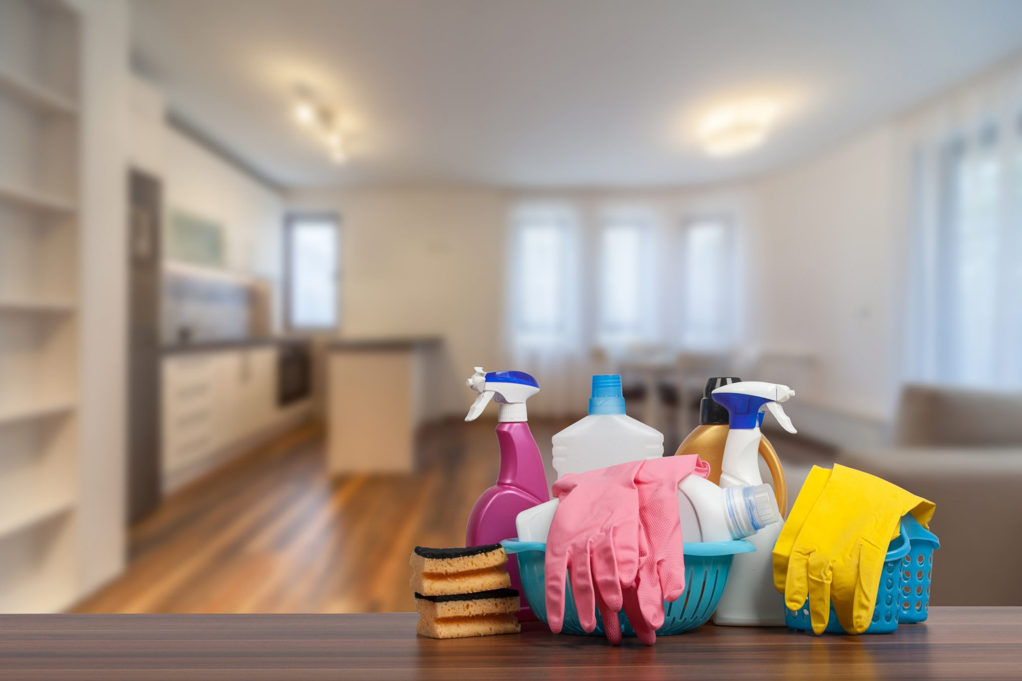 Carefree Concierge home cleaning